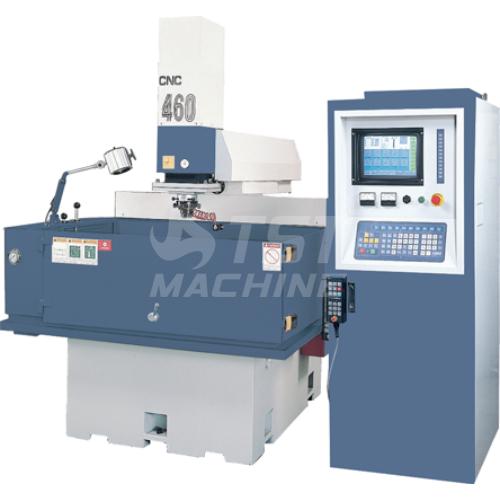 CNC 460 G60A 3D-s felületek megmunkálására alkalmas CNC tömbszikraforgácsológép