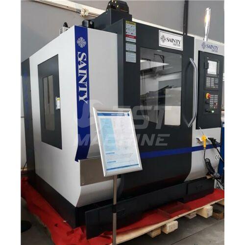 Edumill 540 Függőleges CNC megmunkáló központ
