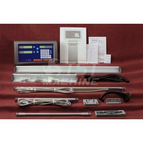 Útmérő rendszer 2 tengelyre