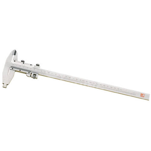 tolómérő INOX 1000 mm