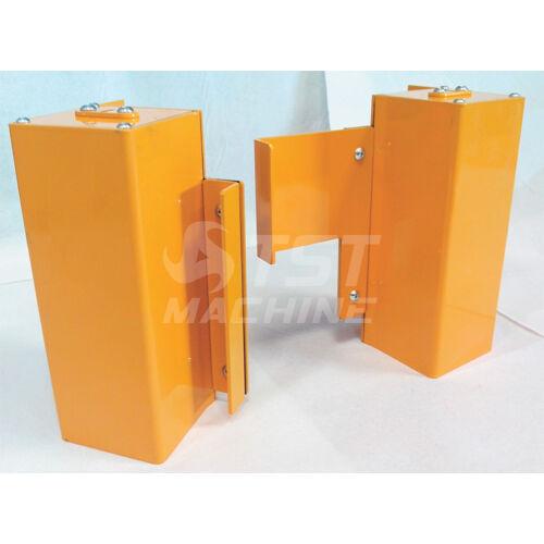 Eszterga - Biztonsági védőburkolat 1500x150 mm