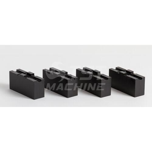 Puha 4 pofás tokmány 250mm (116603)