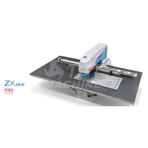 ZX-Flex PLUS 1250/30-2500 CNC Stancológép