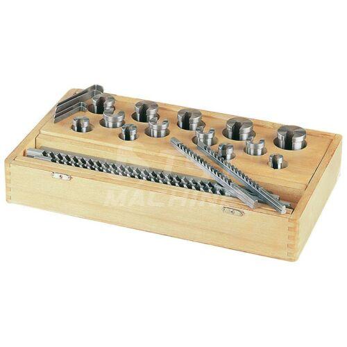 Ékhoronyüregelő 4x4 - 8x7x300