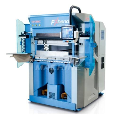 FX Bend 1023 Szevomotoros CNC élhajlító érintőképernyőve WILA szerszámrögzítéssel