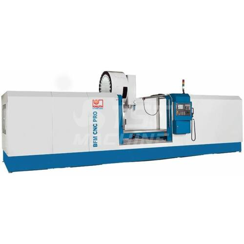 BFM CNC 2500 PRO Függőleges megmunkálóközpont