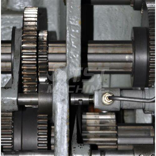 Szerszámgép részegységek javítása