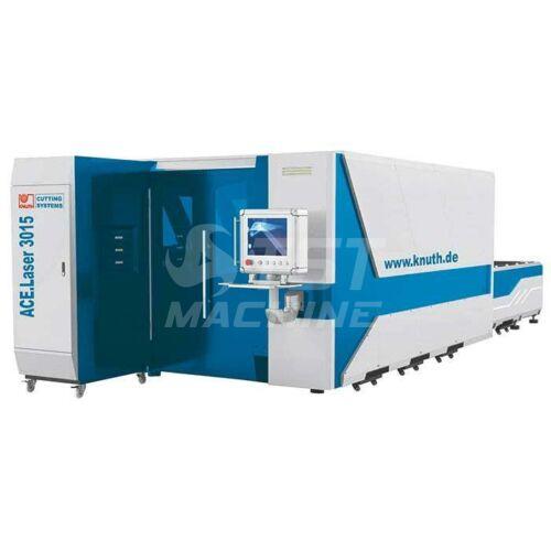 Lézervágó gép Ace Laser 3015 3.3 kW