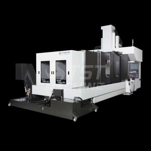 Bridgecenter-12G ultraprecíziós CNC portál megmunkálóközpont