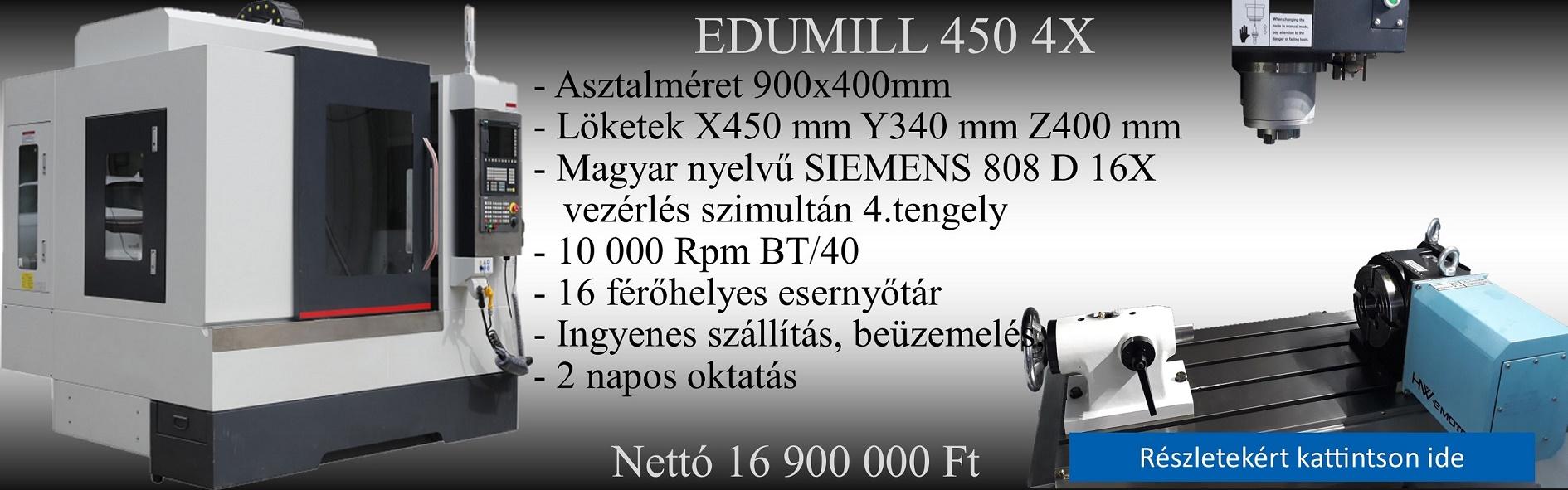 EDUMILL 450