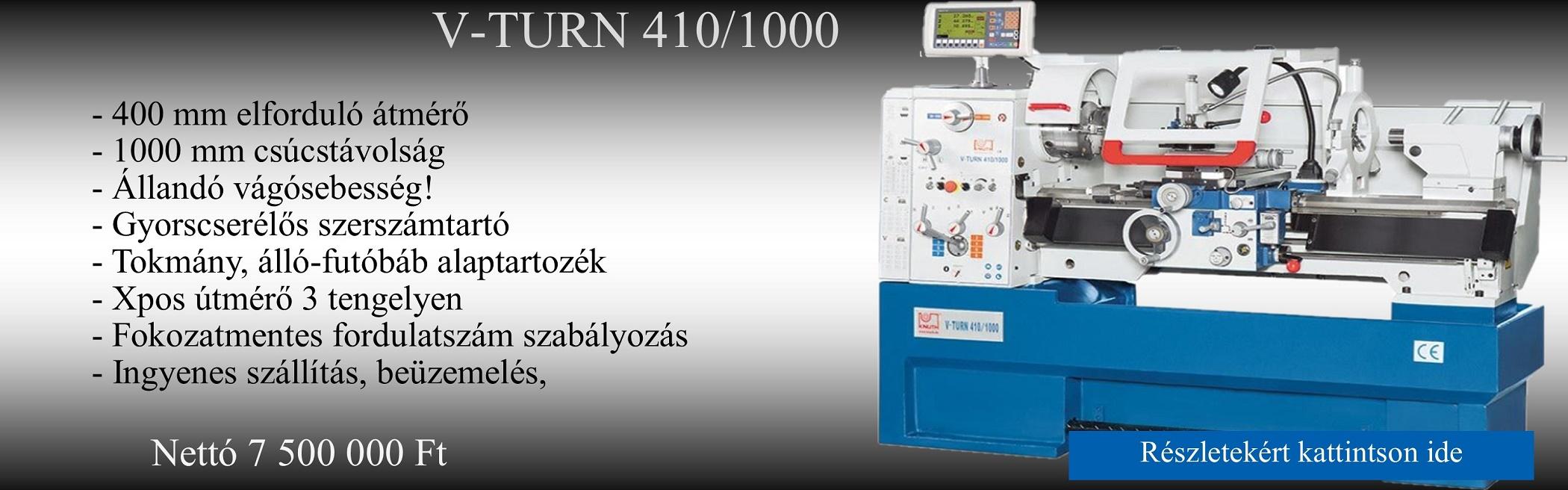 V-Turn 410